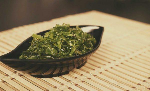 Goma-Wakame-comida-japón